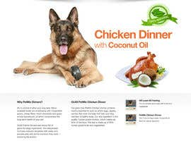 danangm tarafından Build a Word Press Site for All Natural Dog Food Company için no 13