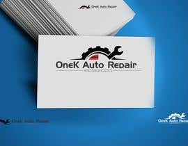 #24 for I need a logo designed for auto repair:  OneK Auto Repair and diagnostics - 24/08/2020 16:52 EDT by designutility