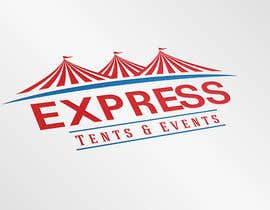 #100 pentru Design a Logo for 'Express Tents & Events' de către jenylprochina