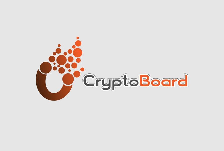 Inscrição nº 40 do Concurso para Logo Design for CryptoBoard
