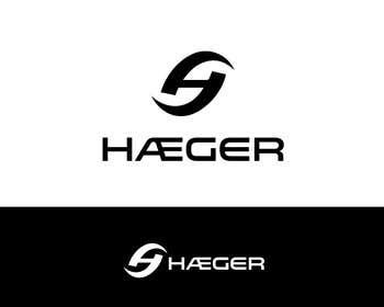 #245 cho Desenvolver uma Identidade Corporativa for HÆGER bởi silverhand00099