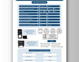 #133 untuk Design and Easy to Use Order Form / Flyer oleh mmrtgncsmn