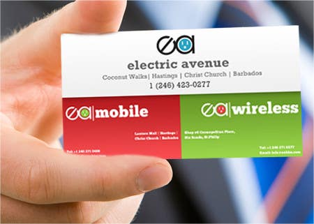 Contest Entry #12 for Business Card Design for Electronics/Technology Store