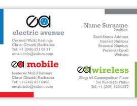 #6 para Business Card Design for Electronics/Technology Store por gokceoglu