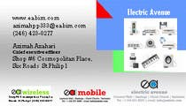 Graphic Design Contest Entry #5 for Business Card Design for Electronics/Technology Store