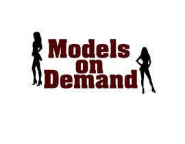 #25 pentru Design a Logo for Models On Demand de către Tharaka1