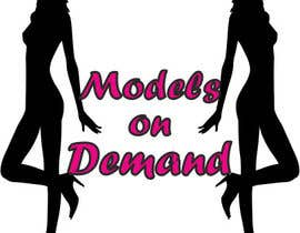 #19 cho Design a Logo for Models On Demand bởi andrei215