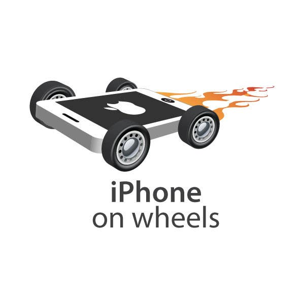 Kilpailutyö #17 kilpailussa Logo Design for iPhone Repair Company