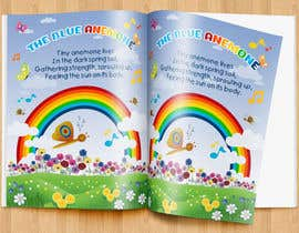 #26 pentru Draft pages for a kids book with illustrations and drawings de către RERTHUSI
