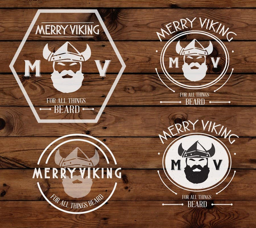 Contest Entry #18 for Create logo for a beard blog
