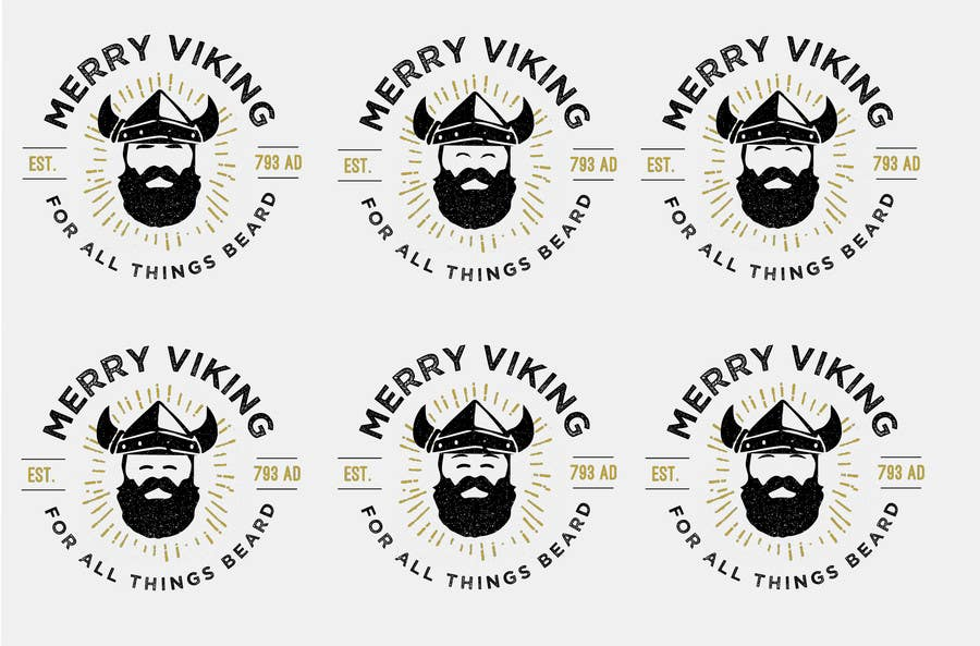 Contest Entry #25 for Create logo for a beard blog