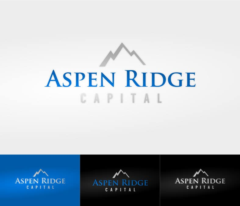 Penyertaan Peraduan #5 untuk Design a Logo for Aspen Ridge Capital LLC