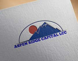 #4 para Design a Logo for Aspen Ridge Capital LLC de emilitosajol