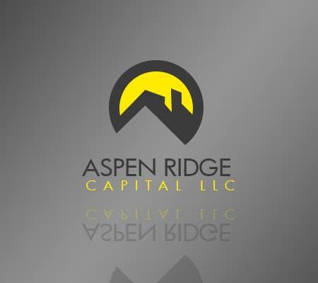"""Intrarea #44 pentru concursul """"Design a Logo for Aspen Ridge Capital LLC"""""""