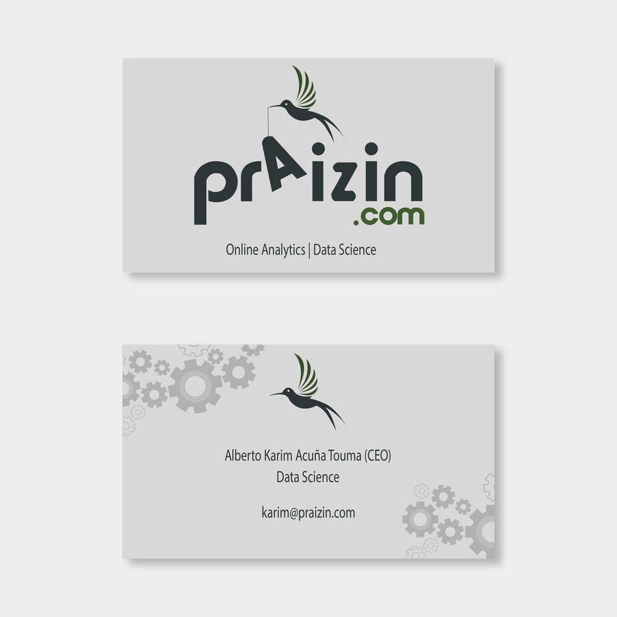 Entry #17 by codigoccafe for BUSINESS CARD | Freelancer