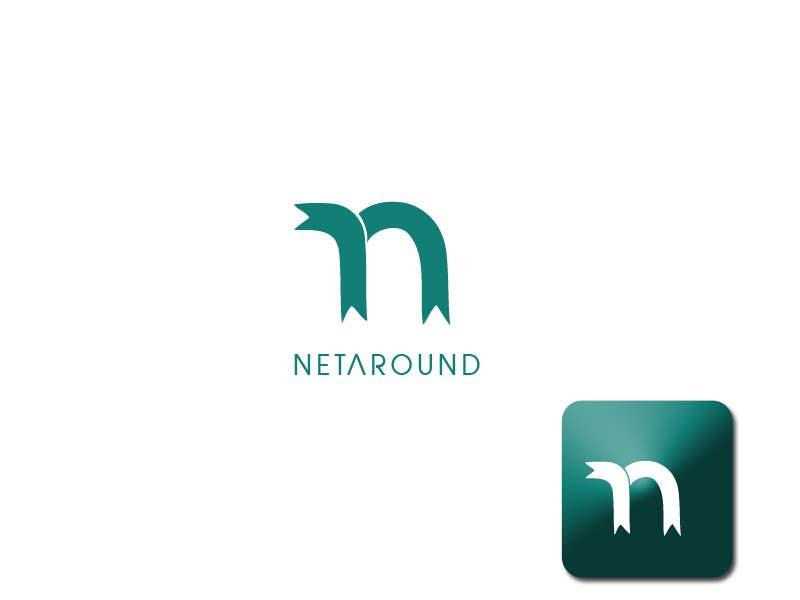 Contest Entry #12 for Design a Logos for  NetAround LLC