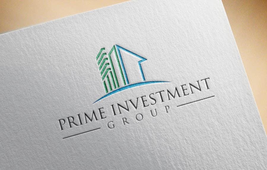 Wasilisho la Shindano #6 la Design a Logo for Prime Investment Group