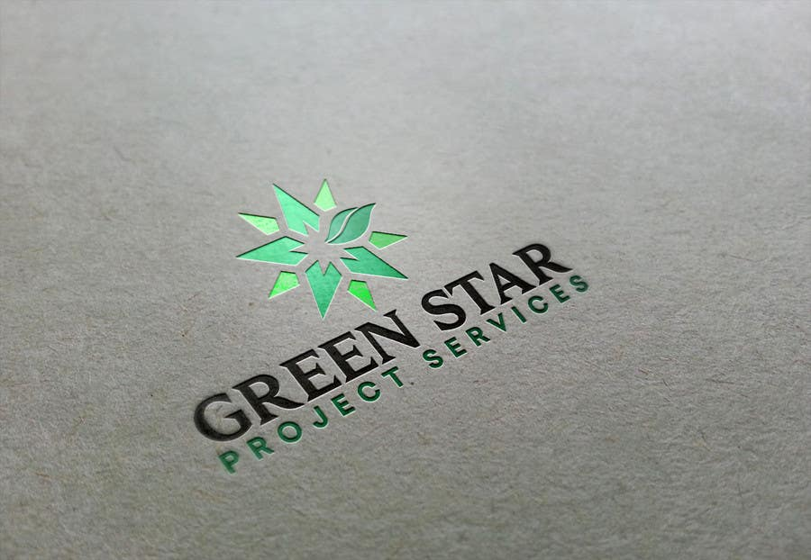 Wasilisho la Shindano #103 la Design a Logo for Green Star Project Services