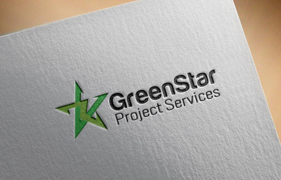 Wasilisho la Shindano #84 la Design a Logo for Green Star Project Services