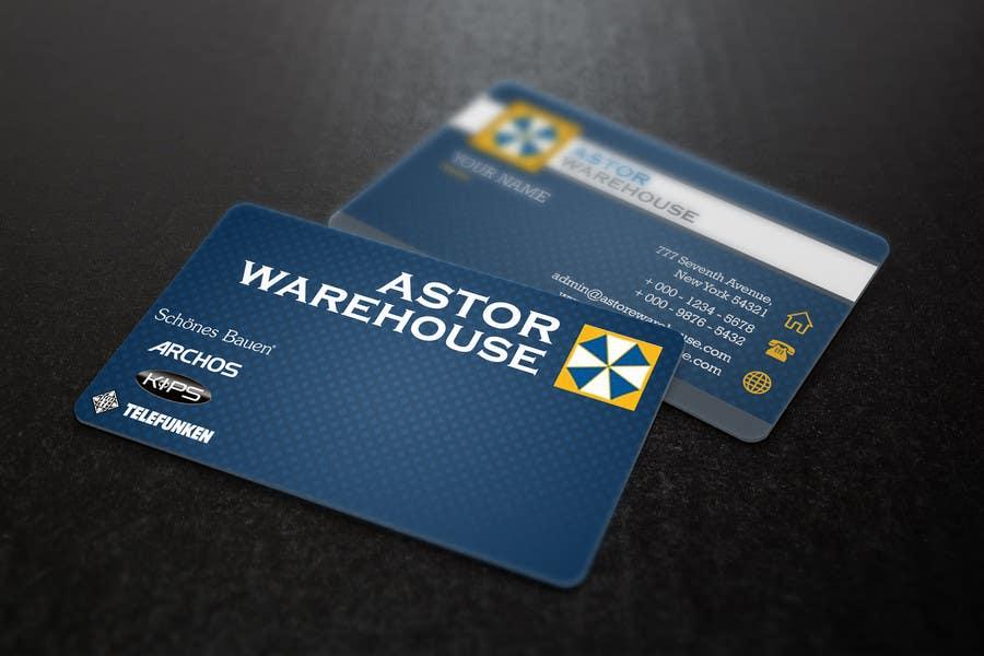 Participación en el concurso Nro.15 para Diseñar algunas tarjetas de presentación for Brand Distributor