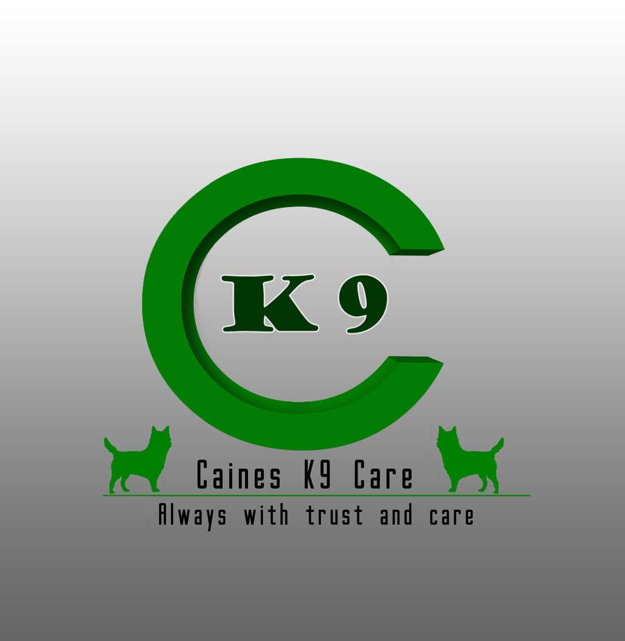 Contest Entry #4 for Design a Logo for a dog care business