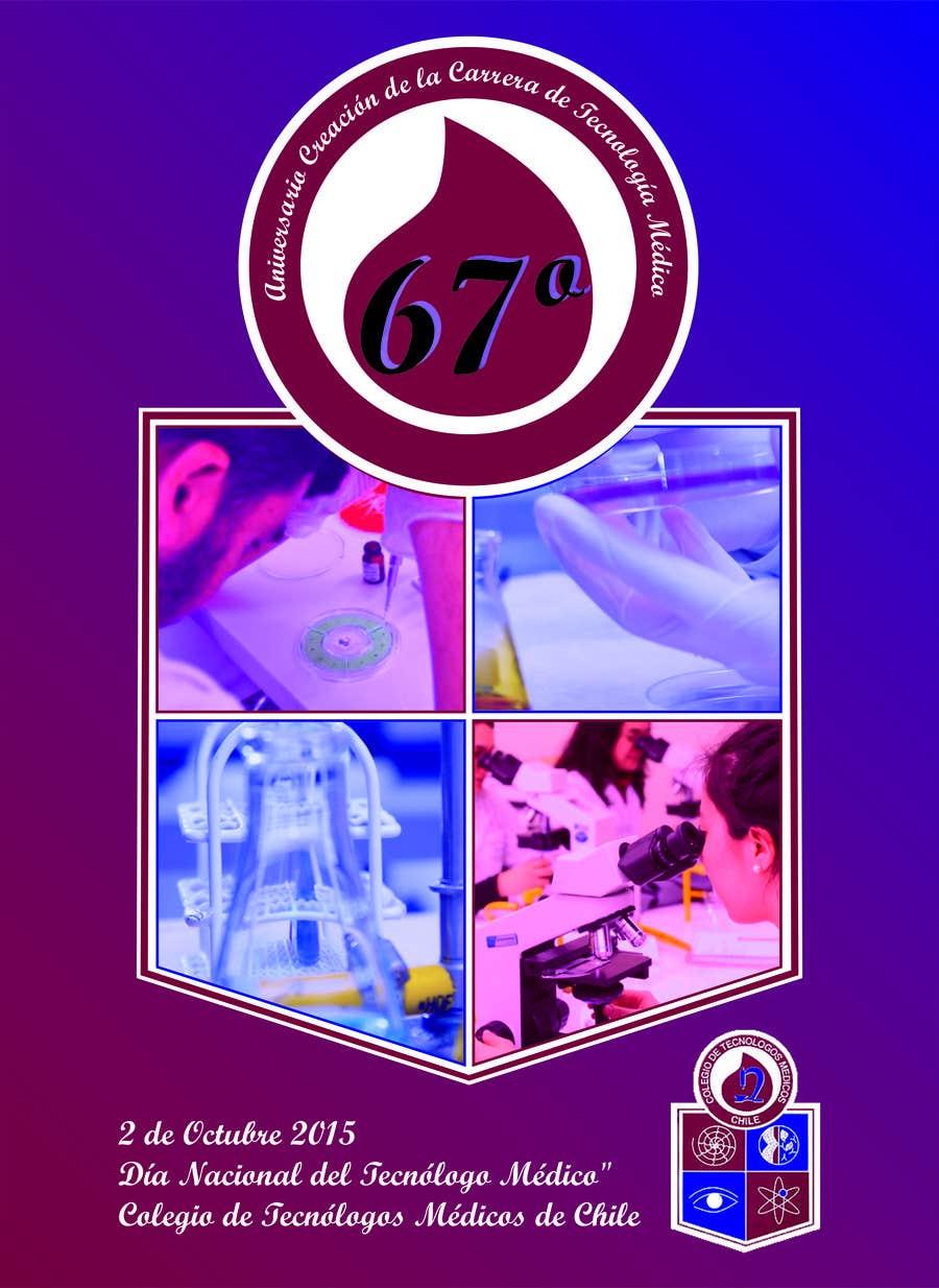 Kilpailutyö #15 kilpailussa Diseñar un afiche de Aniversario