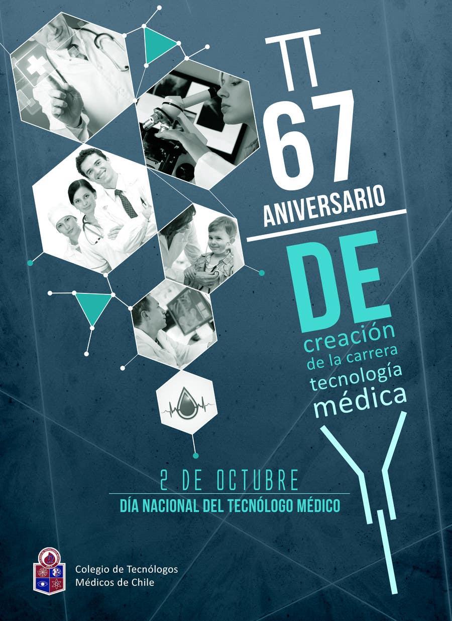Entri Kontes #13 untukDiseñar un afiche de Aniversario