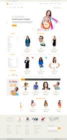 #2 para Design a Wordpress Mockup for price comparison and coupon website de TECHRONYX