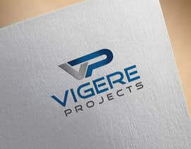 #16 dla Design a Logo for Vigere Projects przez designbox3