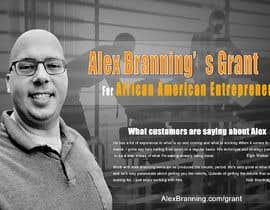 #31 for Instagram Graphic for Alex Branning's Grant For African American Entrepreneurs by john8818