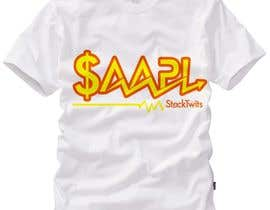 #68 para Design a T-Shirt for stock market por nyomandavid