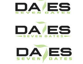 "#103 para Design a Logo for  Seven Dates ""DA7ES"" de EdesignMK"