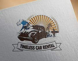 #101 dla Design a Logo for Timeless Car Rental przez kavzrox