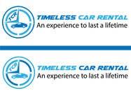 Graphic Design Inscrição do Concurso Nº3 para Design a Logo for Timeless Car Rental