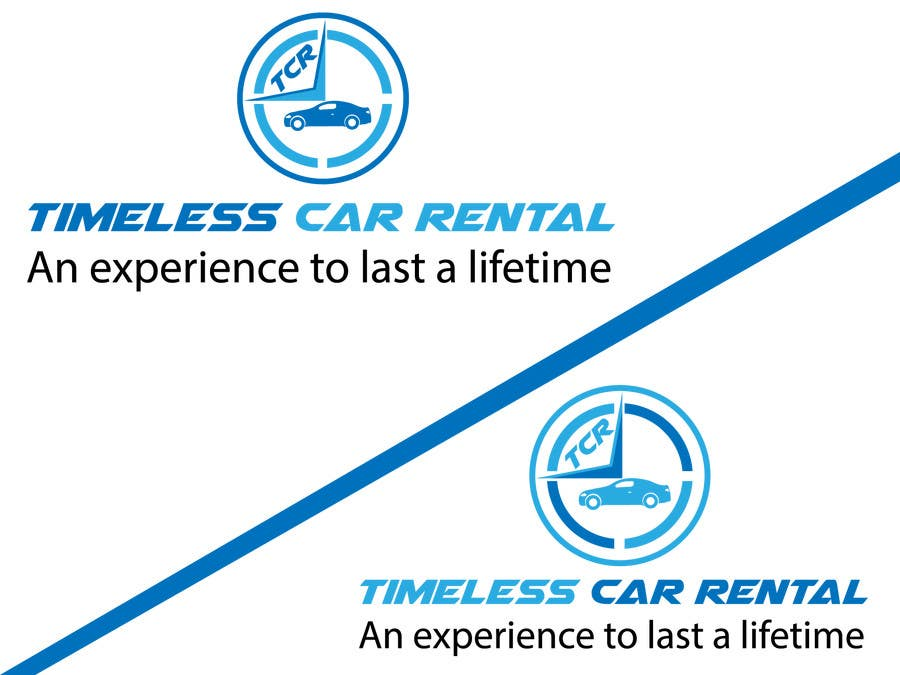 Zgłoszenie konkursowe o numerze #4 do konkursu o nazwie Design a Logo for Timeless Car Rental
