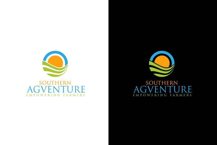 Entry 18 By Alphaceph For Design A Logo For Southern Agventure Freelancer