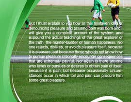 #4 for Brochure Design for Soccer coaching by rogeriolmarcos