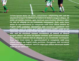 #6 for Brochure Design for Soccer coaching by rogeriolmarcos