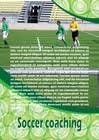 Graphic Design Inscrição do Concurso Nº8 para Brochure Design for Soccer coaching