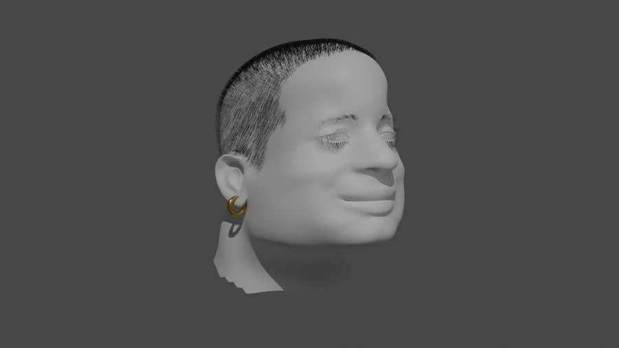 Inscrição nº                                         13                                      do Concurso para                                         i need a basic 3d head model of dead relative.