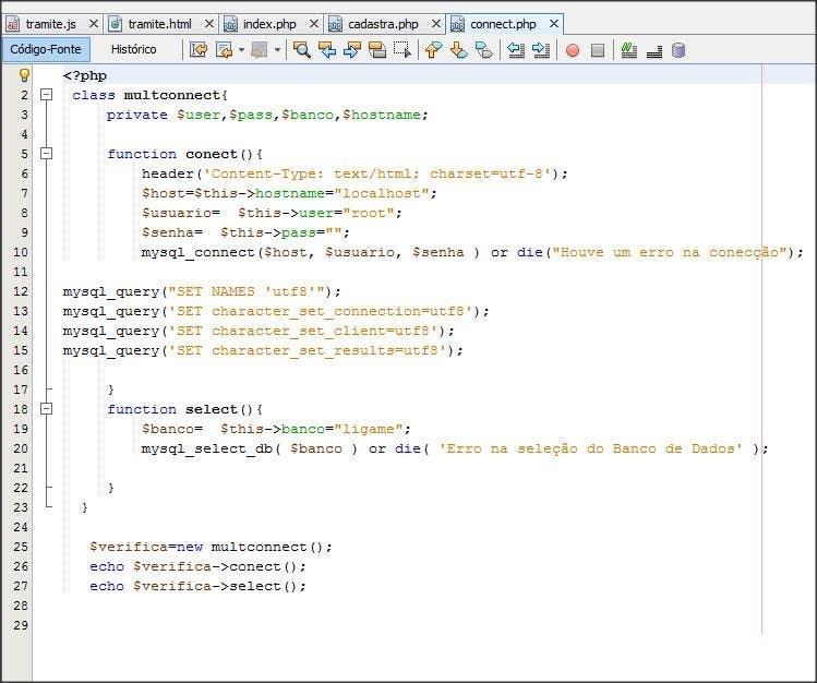 Konkurrenceindlæg #1 for Escribir un código de php y javascript