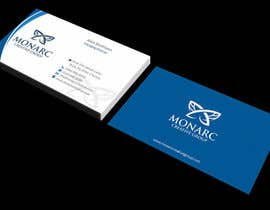 #37 dla Design a leading edge business card for an architectural company przez aminur33