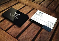 Design a leading edge business card for an architectural company için Graphic Design4 No.lu Yarışma Girdisi