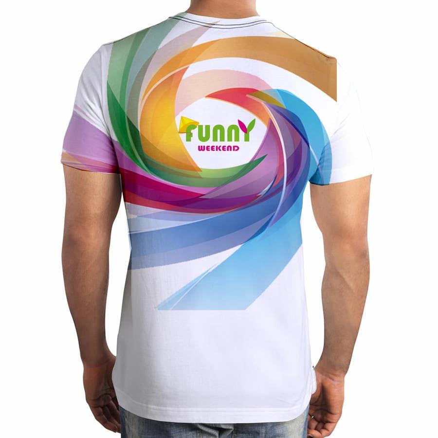Zgłoszenie konkursowe o numerze #12 do konkursu o nazwie Thiết kế T-Shirt for Funny Weekend