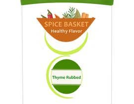 #20 for Come up with brand name + jar label + logo for a condiment/spices selling company by sunagoktuna
