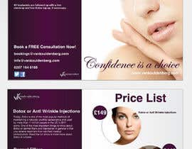 #2 for Design a Flyer for Van Kouldenberg Aesthetics by ElegantConcept77