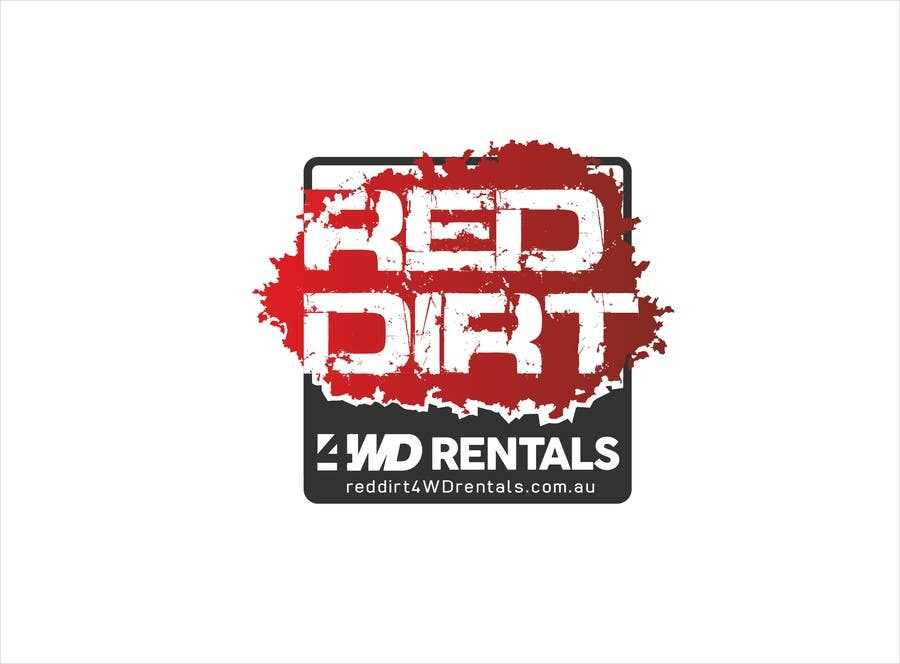 Contest Entry #61 for Design a Logo for Red Dirt 4WD Rentals