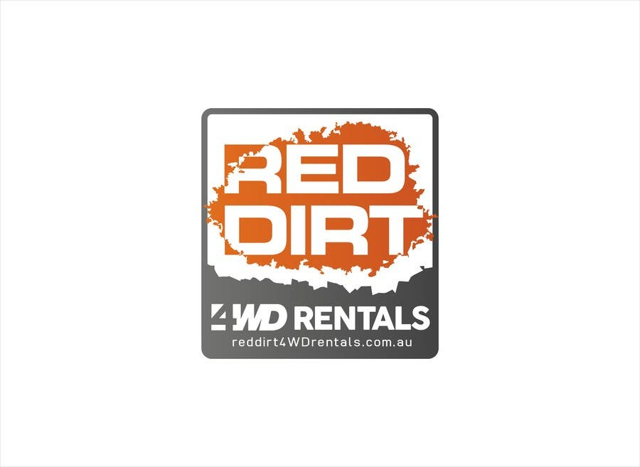Contest Entry #85 for Design a Logo for Red Dirt 4WD Rentals