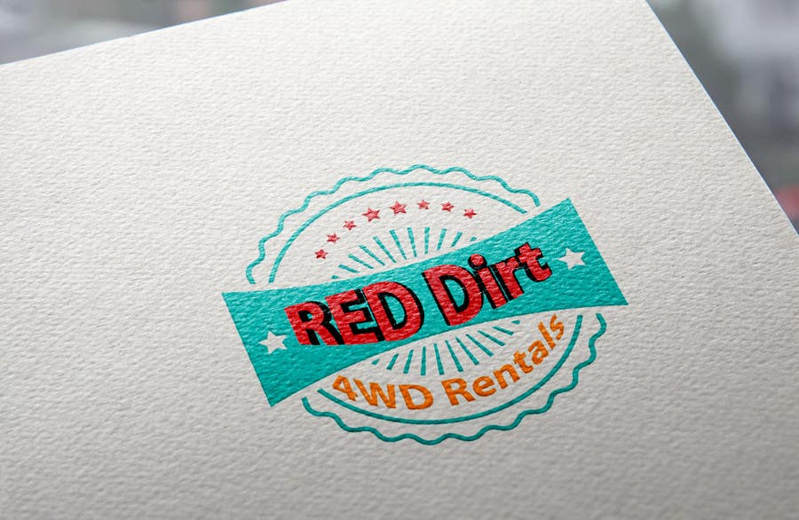 Contest Entry #7 for Design a Logo for Red Dirt 4WD Rentals