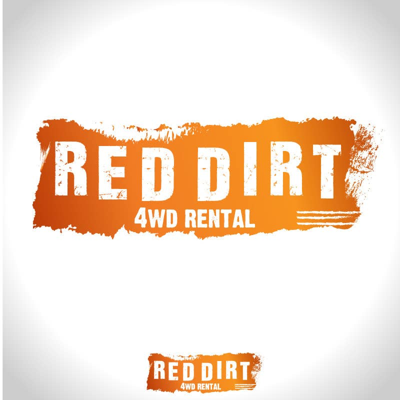 Contest Entry #57 for Design a Logo for Red Dirt 4WD Rentals
